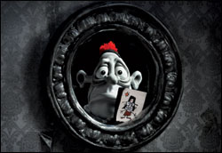 "Claymation feature film ""Mary and Max"""
